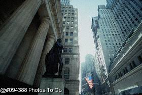 Wall Street, Stock Exchange